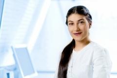 Zahnärztliche Assistentin Ajse Sayar, Praxis 1010 Wien