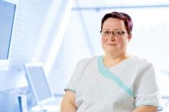 Zahnärztliche Fachassitentin Katja Skippe am Standort 1010 Wien