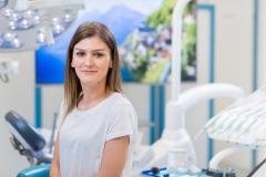 Zahnarztassistentin Mundhygienikerin Ajsela SABANOVICZ