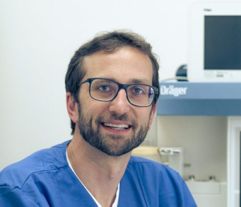 Dr. Stephan Putzer, Facharzt für Anästhesiologie