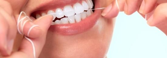 Alles über Zahnseide