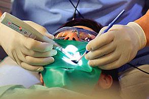 Wurzelbehandlung / Endodontie